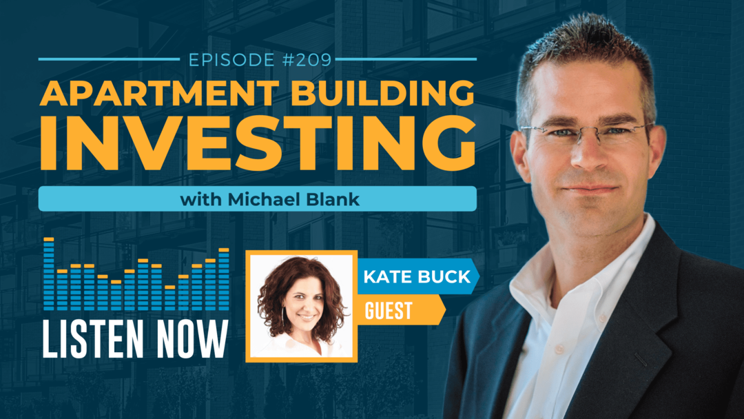 MB 209: Scale Your Capital Raise by 10X – With Kate Buck