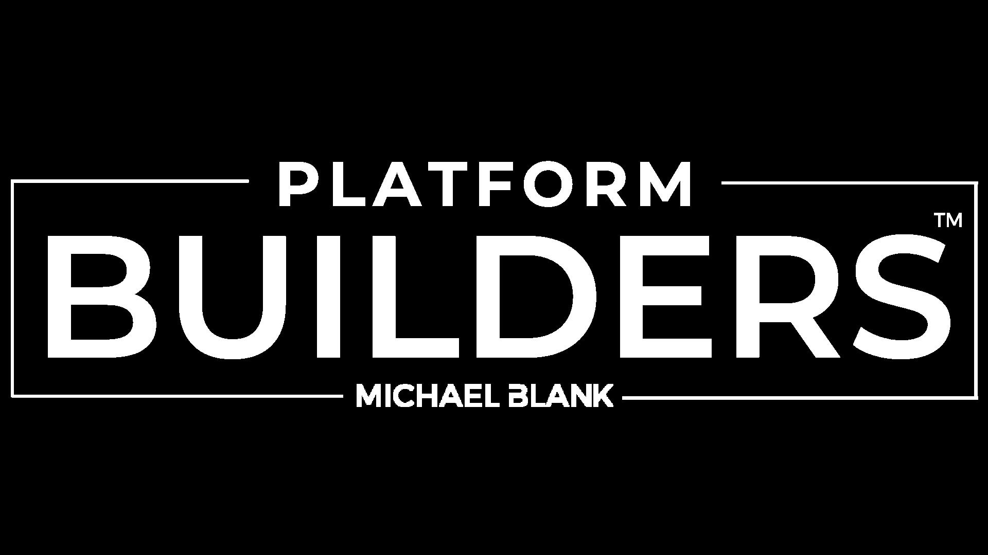 Platform Builders